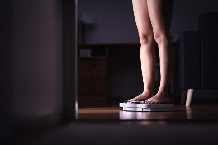 weight scale weigh