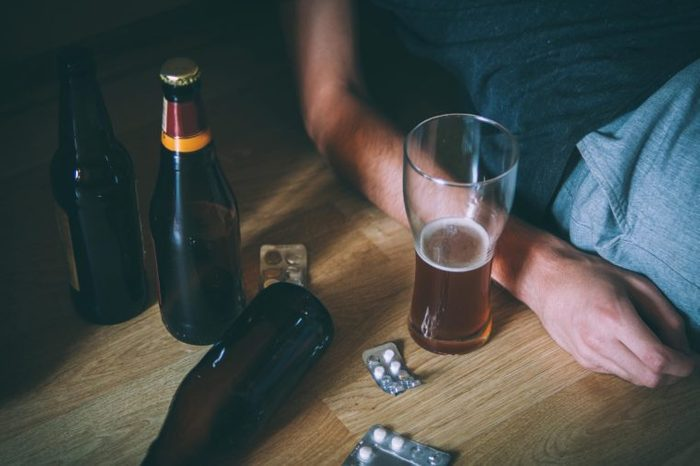 alcohol abuse drugs