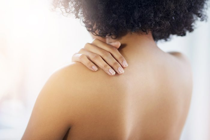 skin back