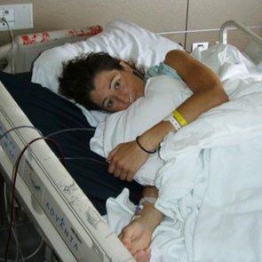 jamie hospital bed