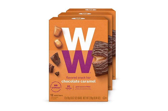 weight watchers chocolate caramel