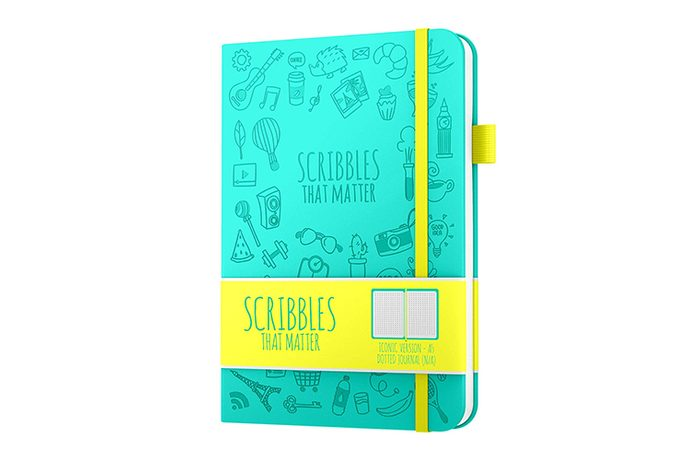 Dotted Journal by Scribbles That Matter