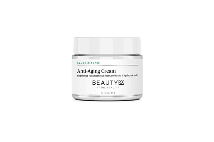 Dr. Schultz BeautyRx Anti Aging Face Cream for Fine Lines