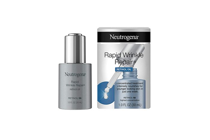 Neutrogena Rapid Wrinkle Repair Face Oil Retinol Serum