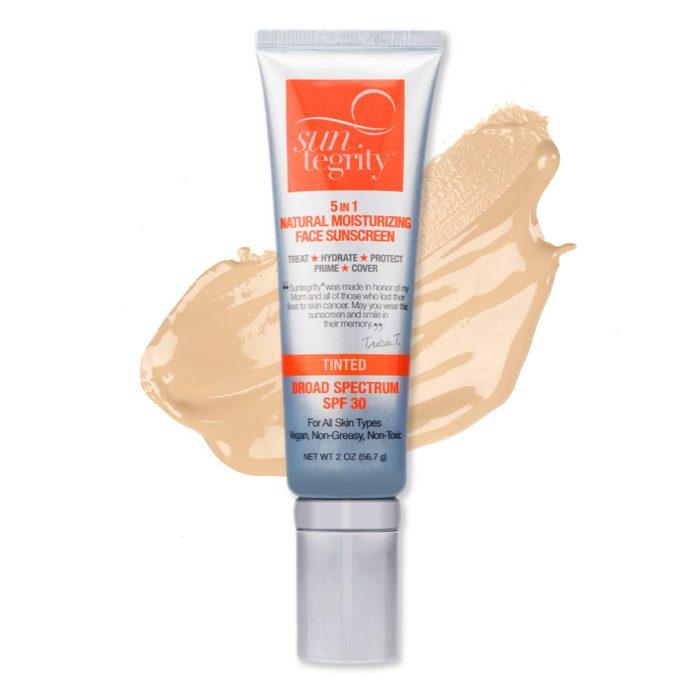 Suntegrity - 5 in 1 Natural Moisturizing Face Sunscreen