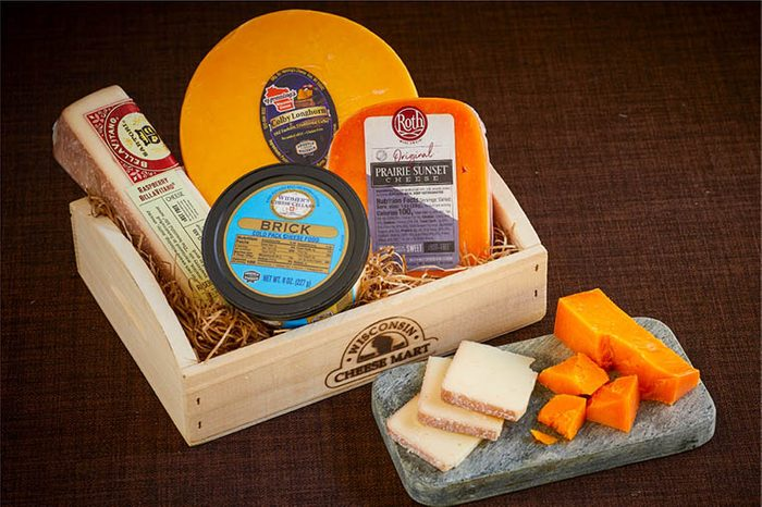 Wisconsin Originals Gift Box