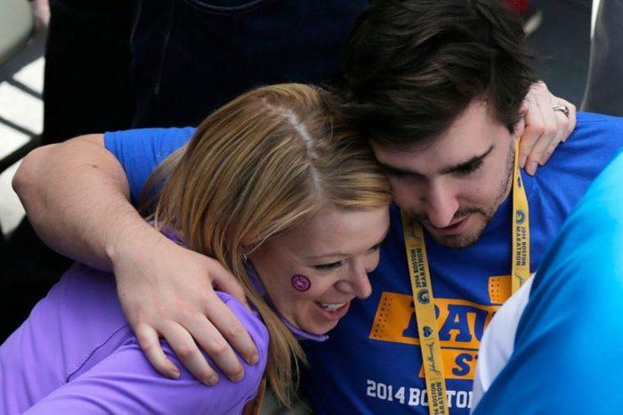 Boston Marathon bombing survivors