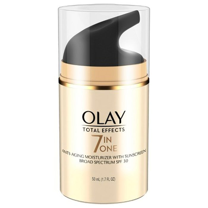 olay 7 in 1 total effects anti-aging daily moisturizer