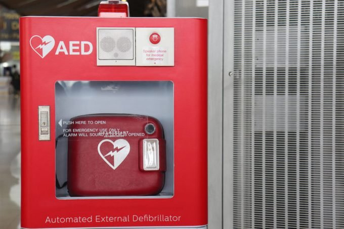 AED device