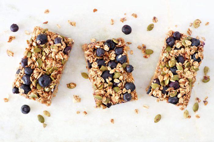 energy granola bars