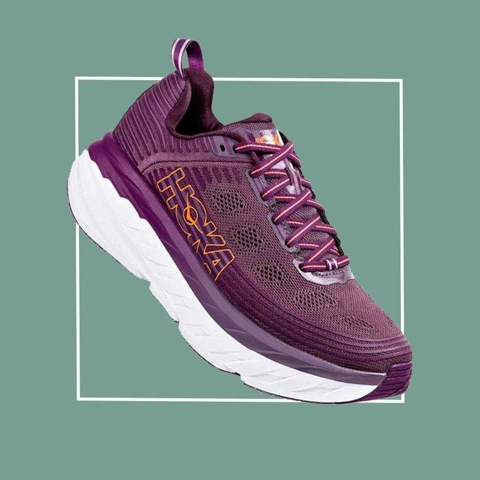 hoka walking sneaker