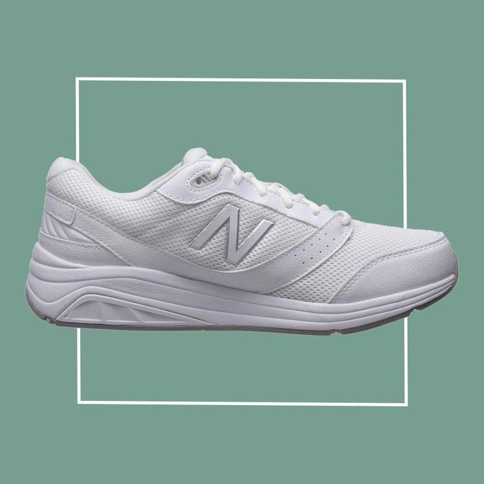new balance walking sneaker