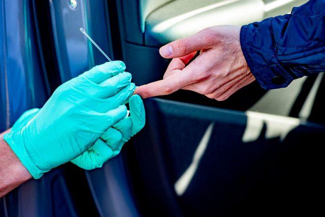 coronavirus blood testing