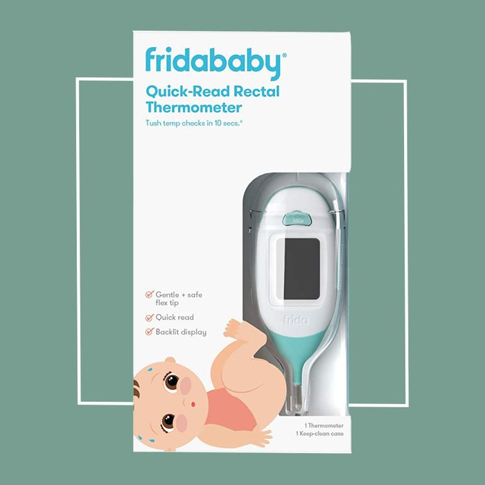 fridababy rectal thermometer