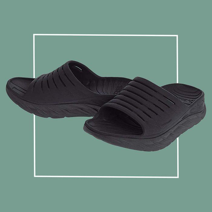 hoka one one men's slippers