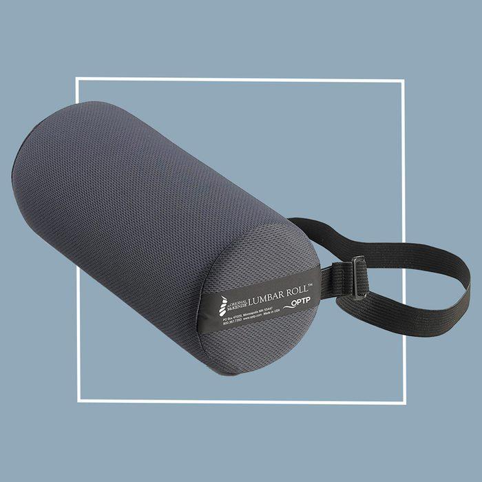 ergonomic lumbar pillow