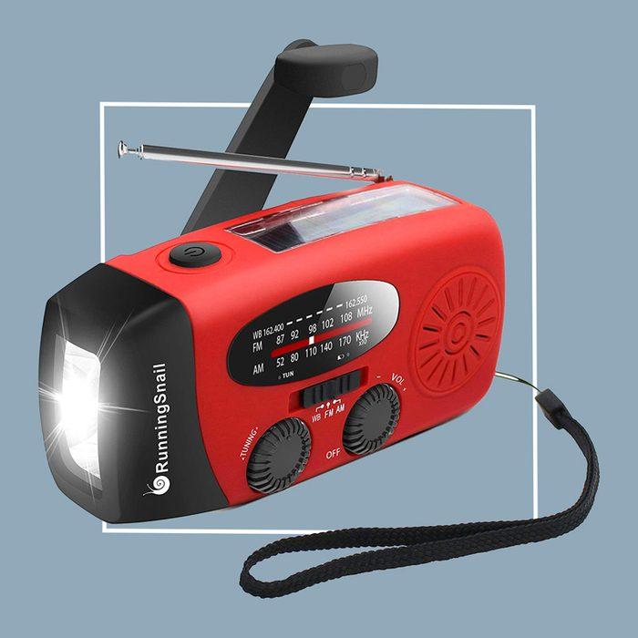 flashlight radio tool