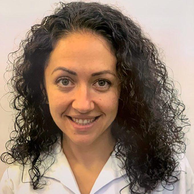 Marina Vaysberg, pharmacist