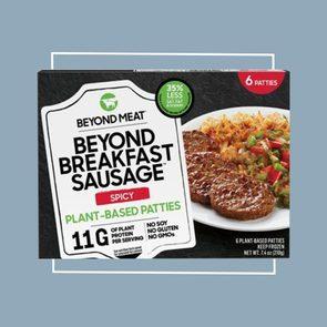 beyond meat breakfast sausage