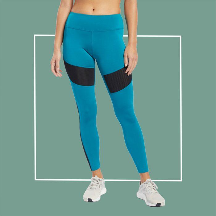 reebok leggings for warm weather