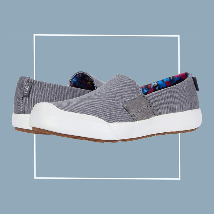 keen elena slip on sneakers