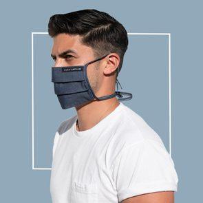 lucky brand face mask