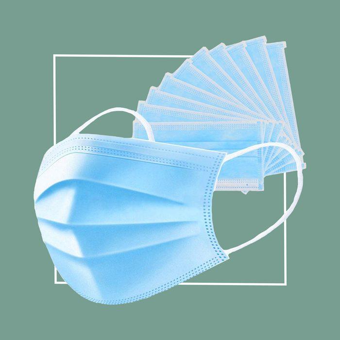 pegasos disposable face masks