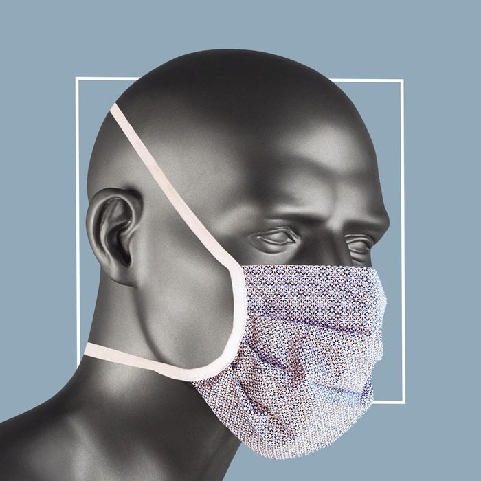 the cotton mask company face mask