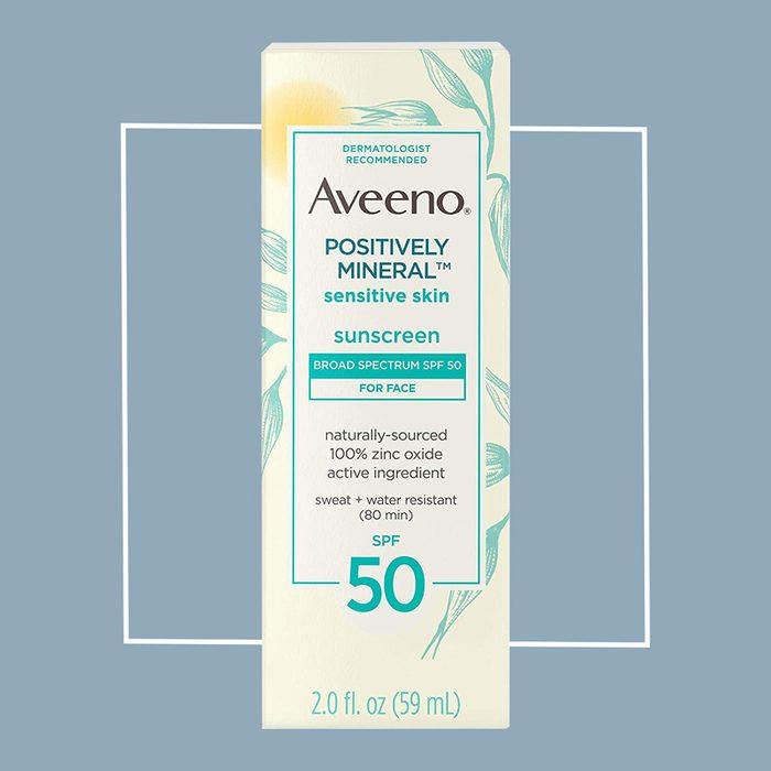 aveeno positively mineral sunscreen