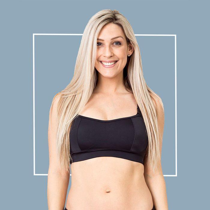 cadenshae maternity sports bra
