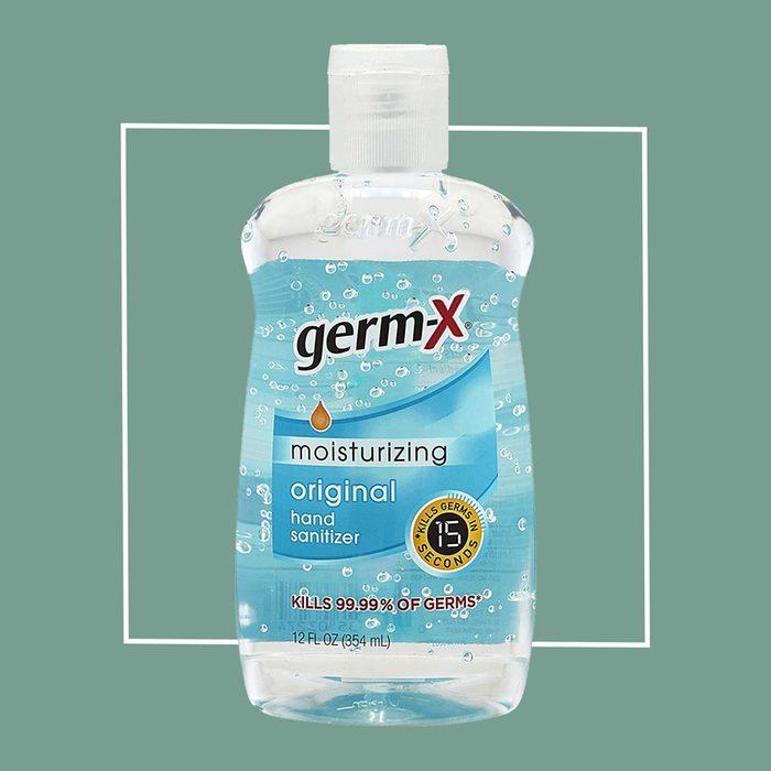 germ-x hand sanitizer