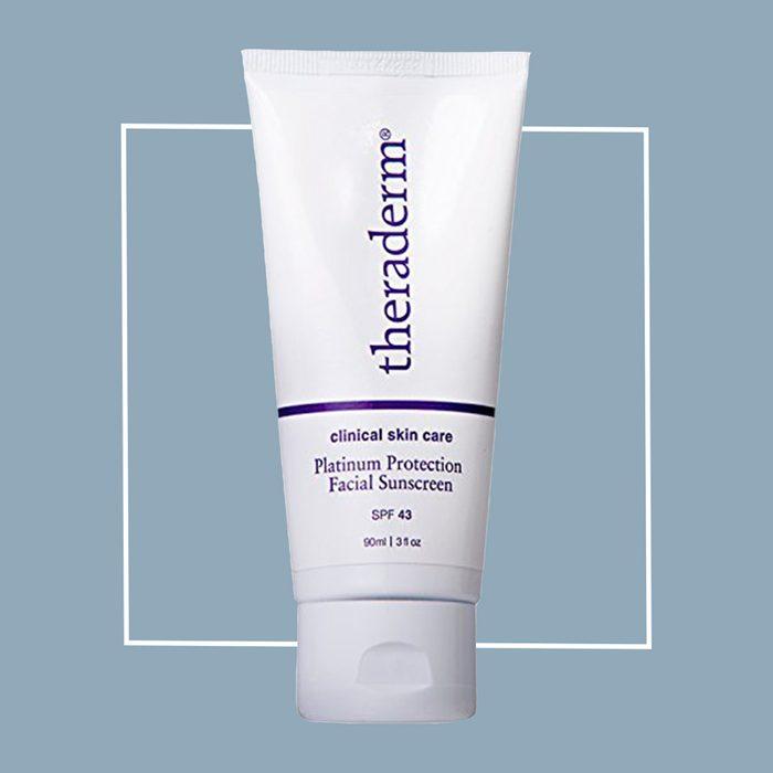 theraderm platinum protection sunscreen