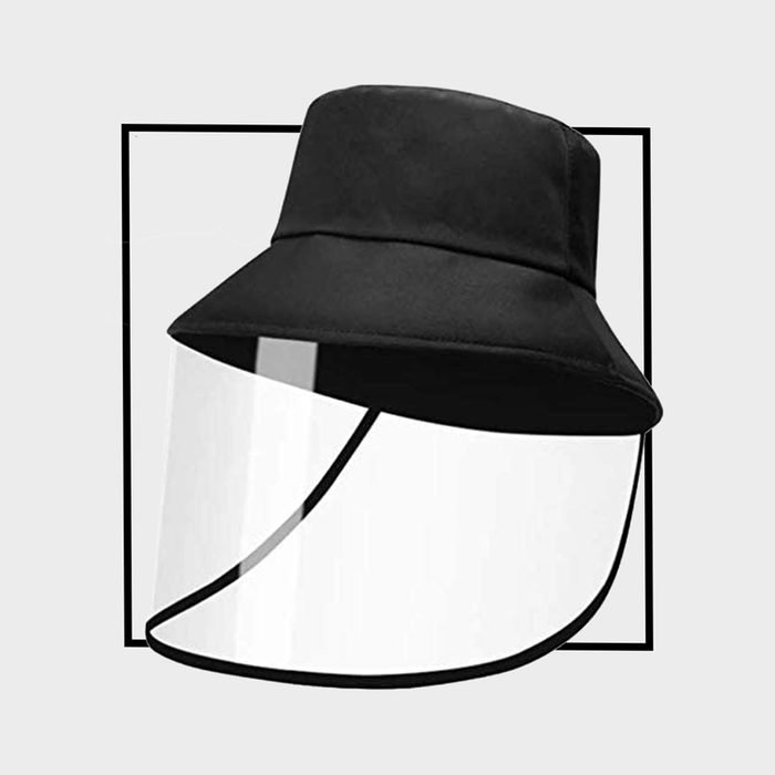 CYB Safety Full Face Shield Hat