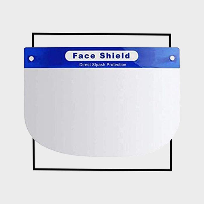 Hiapix Transparent Safety Face Shield