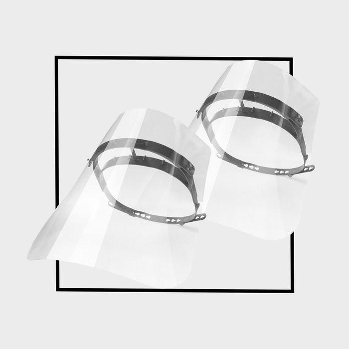 MI Face Shields Reusable Face Shield