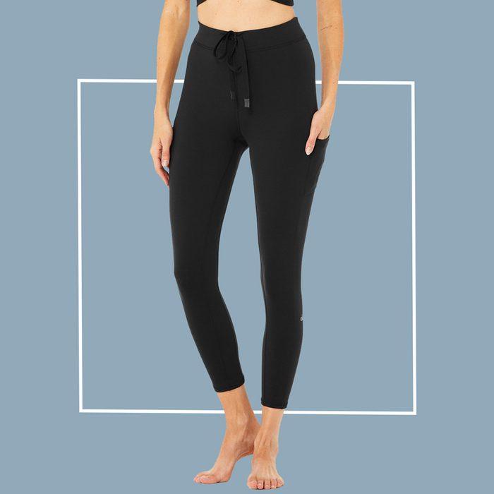 Alo Yoga 7/8 High-Waist Checkpoint Legging