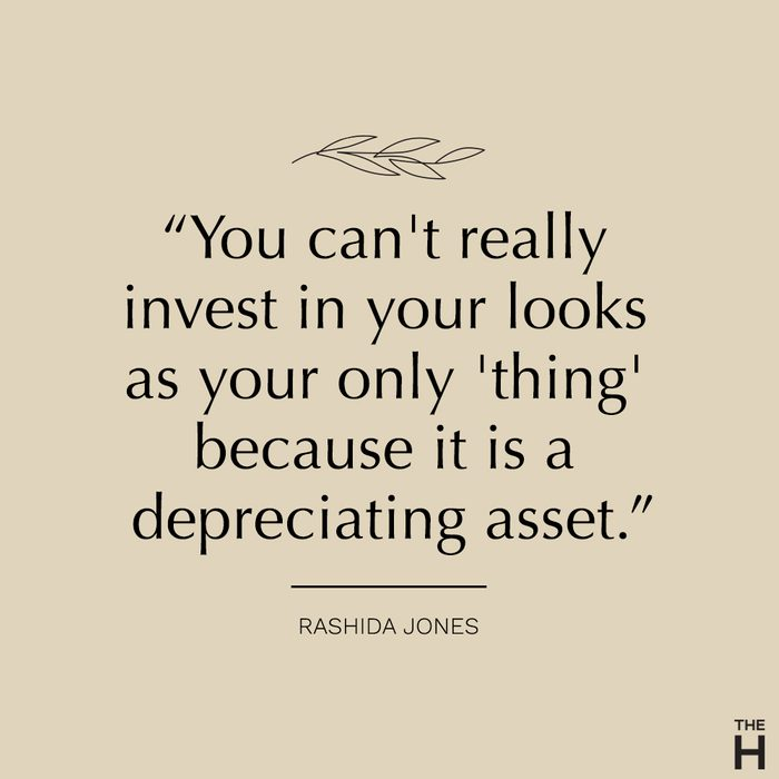 rashida jones body positive quote