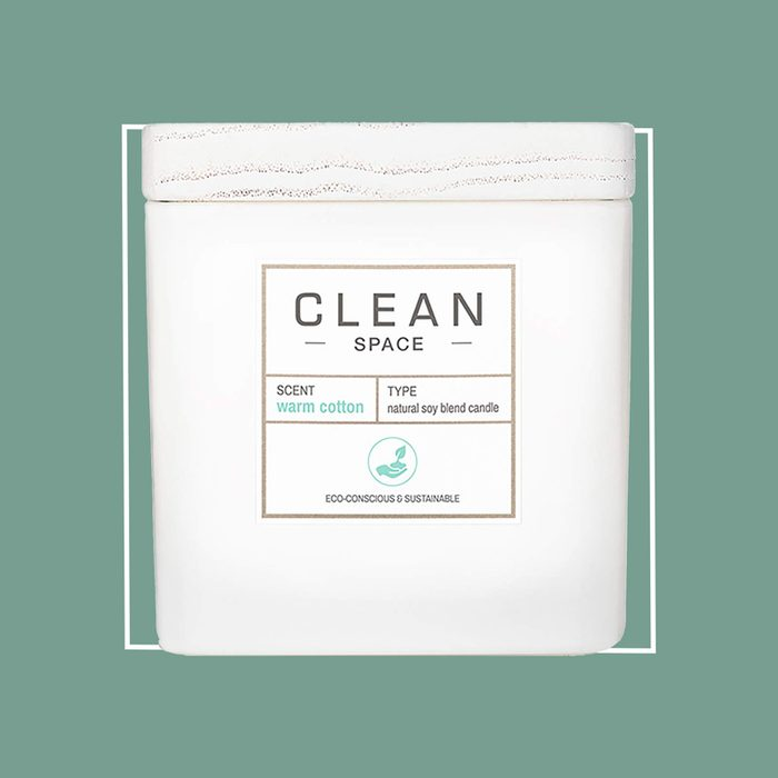 Clean Space Candle