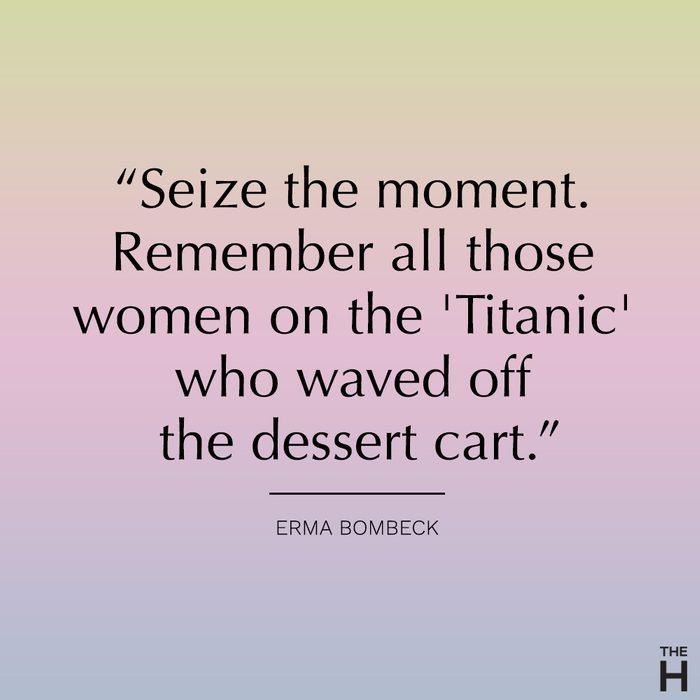 erma bombeck funny motivational quote