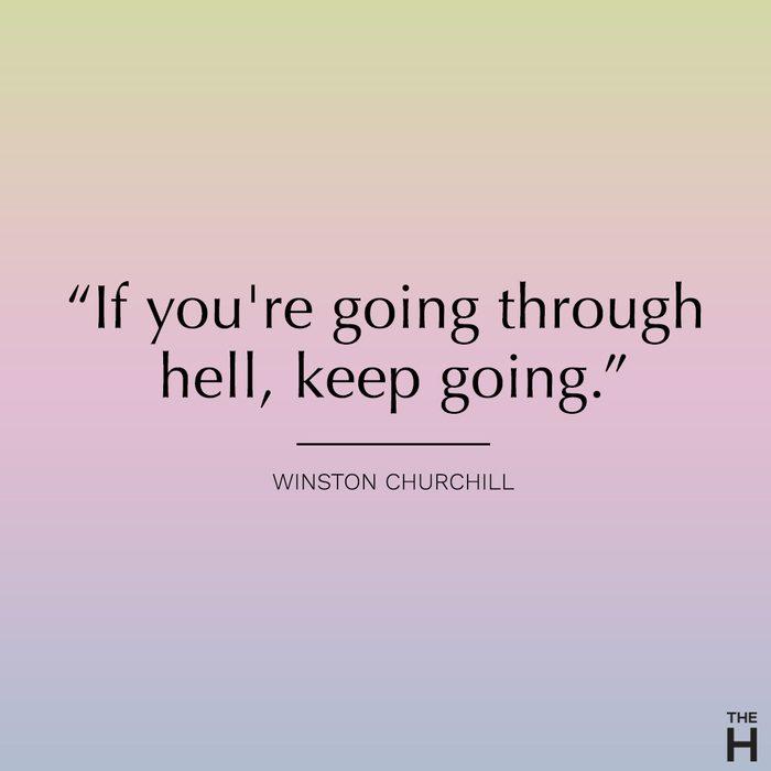 winston churchill funny motivational quote