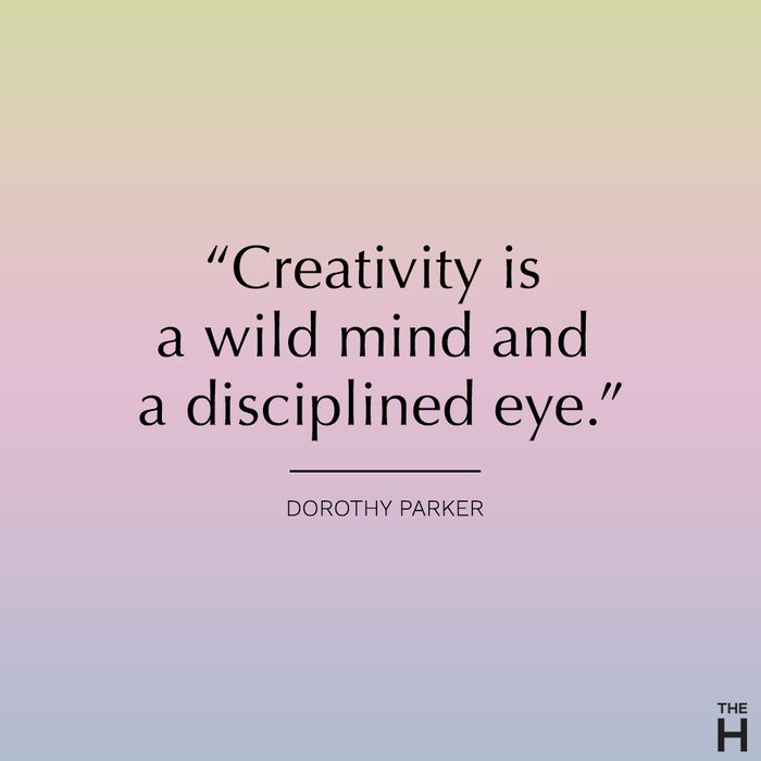 dorothy parker funny motivational quote
