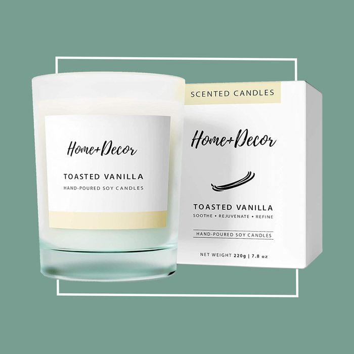 Home + Décor Premium Soy Candles