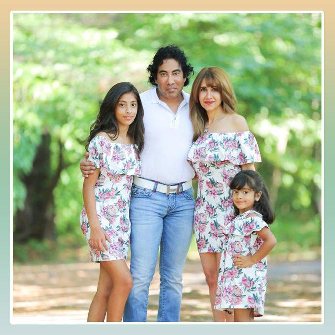 khan family covid-19 back to school