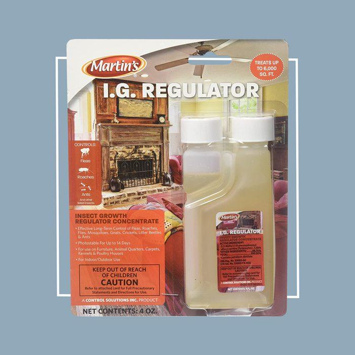 martin's I.G. regulator for fleas and ticks