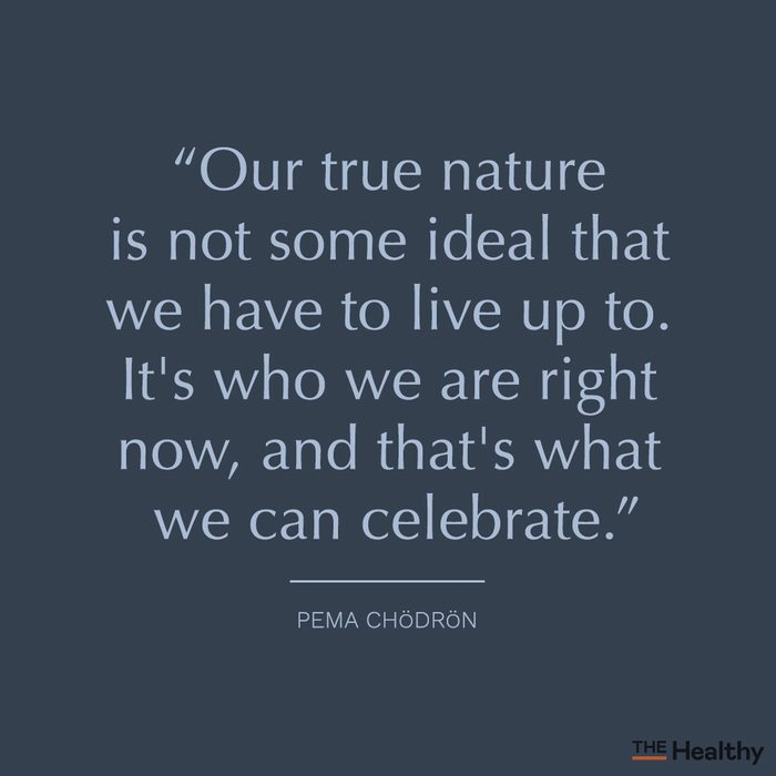 pema chodron positive mood boosting quote