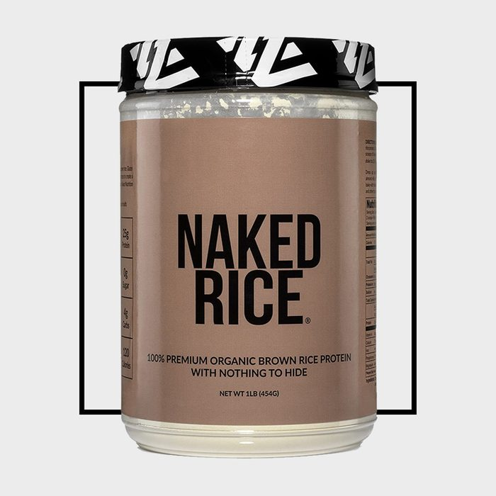 naked rice protein