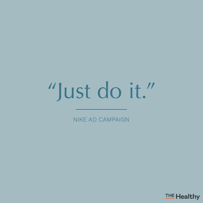 nike self motivation quote