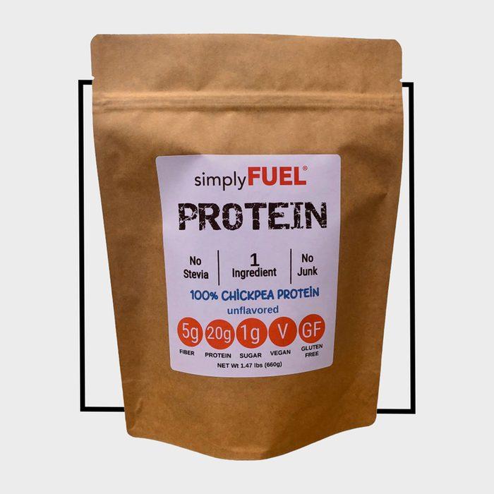 SimplyFuel Plant-Based Protein Powder