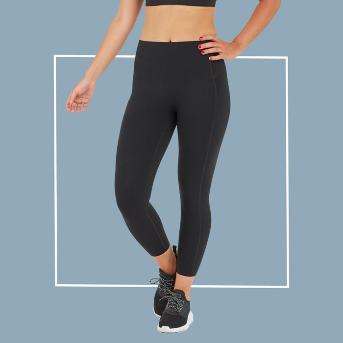 Spanx Every.Wear Icon 7/8 Leggings w/ Pocket