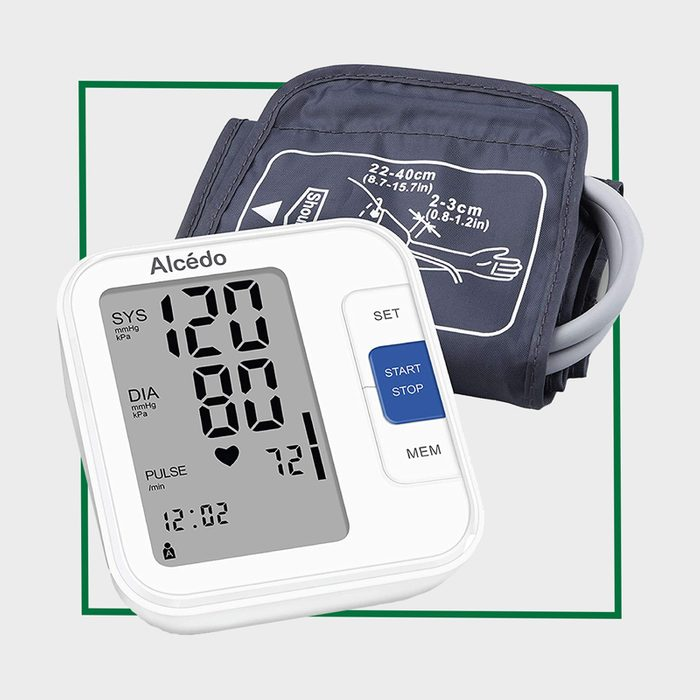 Alcedo Blood Pressure Monitor Upper Arm